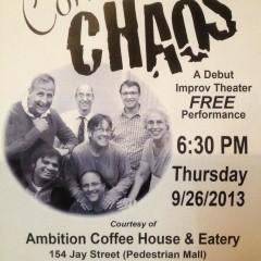 Free improv tonight!