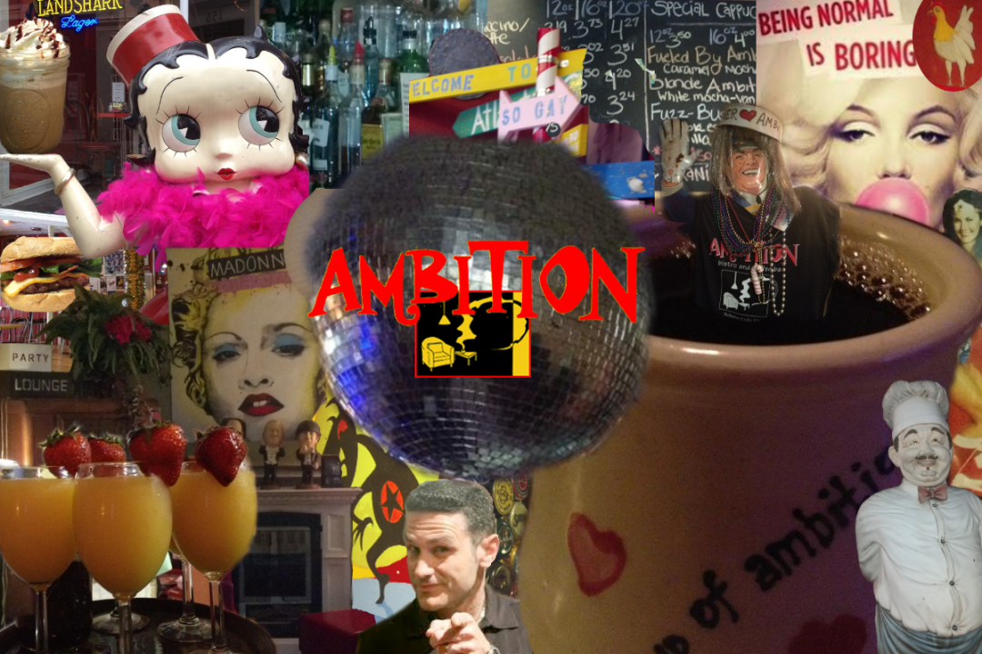 ambition splash
