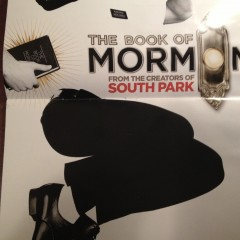 Book of Mormon @ Proctors