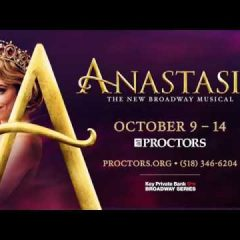Join us for Dinner Oct. 9-14 Before You See Anastasia!